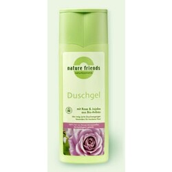 Nature Friends Duschgel Rose & Jojoba
