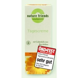 Nature Friends Naturkosmetik Tagescreme