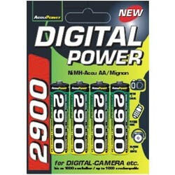 Digital Power - AA 2900mAh