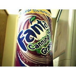 Fanta, Canning's Grape (Traube)
