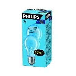 Philips Glühlampe 60 Watt