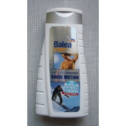 Balea Men Haut & Haar Duschgel Snow Motion