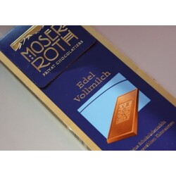 Moser Roth - Edel Vollmilch - 5 x 25 g