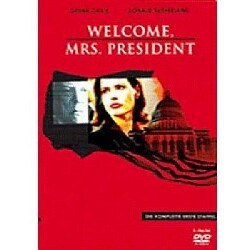 Welcome Mrs. President DVD