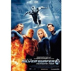 Fantastic Four Rise DVD