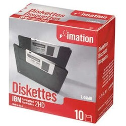 Imation 2 HD Disketten
