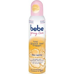 bebe deo spray bebe exotic