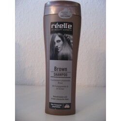 réell'e Brown Shampoo