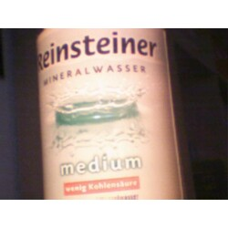 Reinsteiner Mineralwasser medium