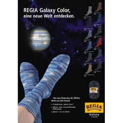 REGIA Cotton Galaxy Color