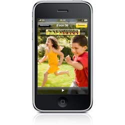 iPhone 3G S, Black, 32GB