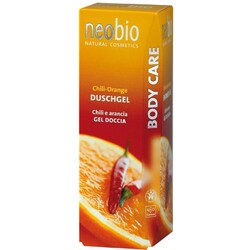 Neobio Body Care Duschgel Chili-Orange