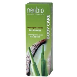 Neobio Body Care Duschgel Lemongrass-Cocos