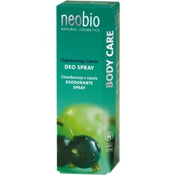 Neobio Body Care Deo Spray Chardonnay-Cassis