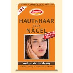 Haut haare nagel tabletten test