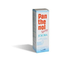 Panthenol Spray Jojoba Pflegeschaum
