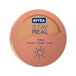 NIVEA BEAUTÉ Stay Real Terra Puder