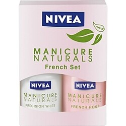 NIVEA BEAUTÉ Manicure Naturals French Set