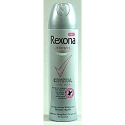 Rexona Women Crystal clear pure