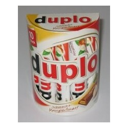 Duplo Big Pack (18+2 Riegel)