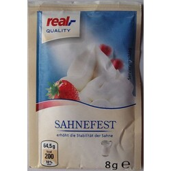 real,- Quality Sahnefest