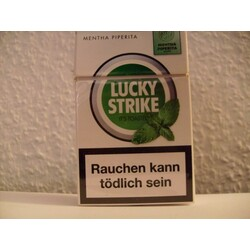 Lucky Strike Mentol