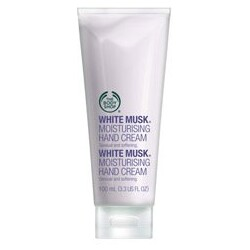 Body Shop - White Musk Moisturising Hand & Nail Cream