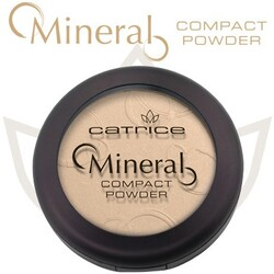 CATRICE Mineral Compact Powder - 120 Pastell Beige