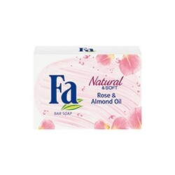 Fa Seife Natural and Soft Rose and Almond Oil