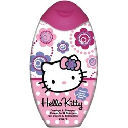 Hello Kitty Duschgel & Shampoo
