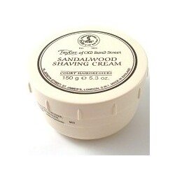 TAYLOR OF OLD BOND STREET Sandalwood Shaving Cream in a Bowl