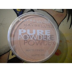 Pure Powder Matte Finish