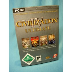 Sid Meier's Civilization IV Ultimate