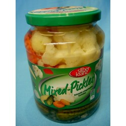Mixed Pickles