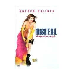 Miss FBI DVD
