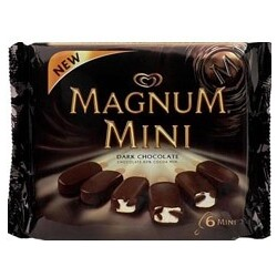 Magnum Mini Dark Chocolate