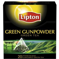 Green Gunpowder