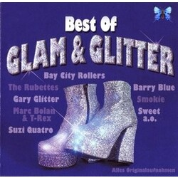 Best of Glam & Glitter - Various Artists