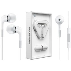 Apple In-Earphones with Remote and Mic