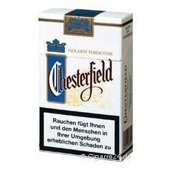 Chesterfield - Classic Blue
