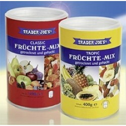Trader Joe's Classic Früchte - Mix