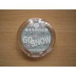 essence go snow lidschatten alpine snow