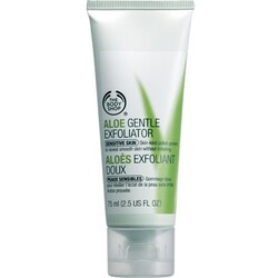 Body Shop - Aloe Gentle Exfoliator