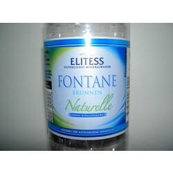 Fontane Brunnen.Elitess Natürliches Mineralwasser Fontane Brunnen Naturelle