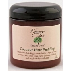 Coconut Hair Pudding