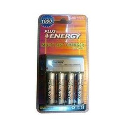 Plus Energy - AA - LR6