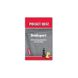 Pocket Quiz - Denksport