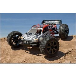 HPI Racing - Trophy 4.6 RTR Truggy