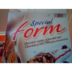 Special Form Chocolate Negro