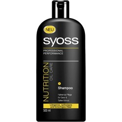 Syoss Nutrition Oil Care Shampoo